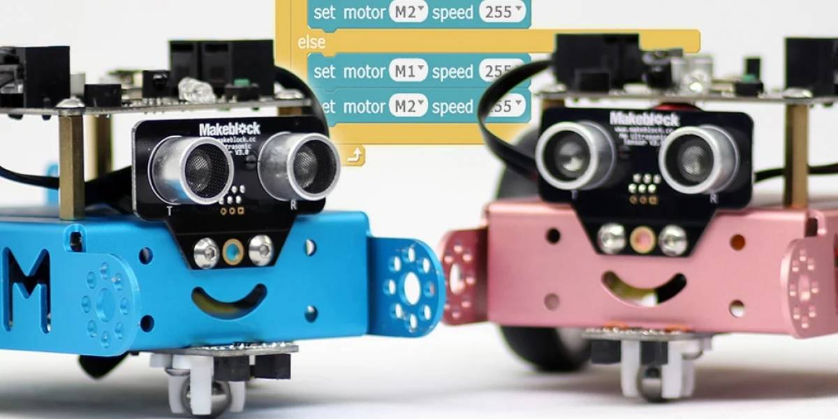 mBot, el robot educacional para aprender a programar