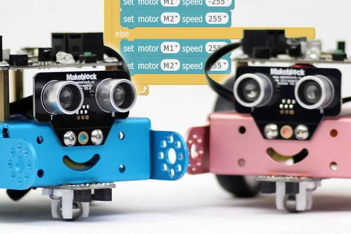 Mbot El Robot Educacional Para Aprender A Programar