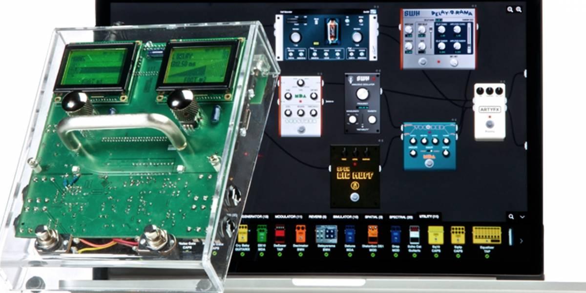 MOD Duo: el pedal definitivo para efectos digitales de guitarra