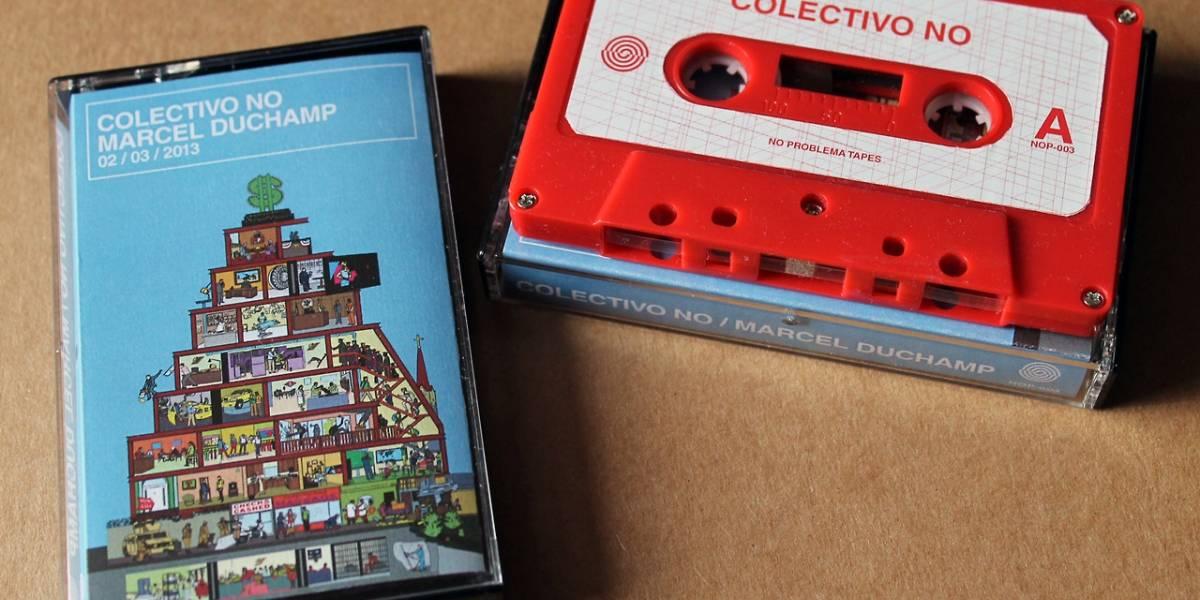 La vuelta del cassette en los tiempos del mp3