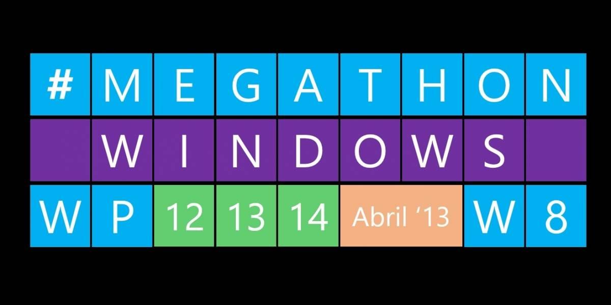 España: Más de 700 asistentes en el segundo Megathon Windows
