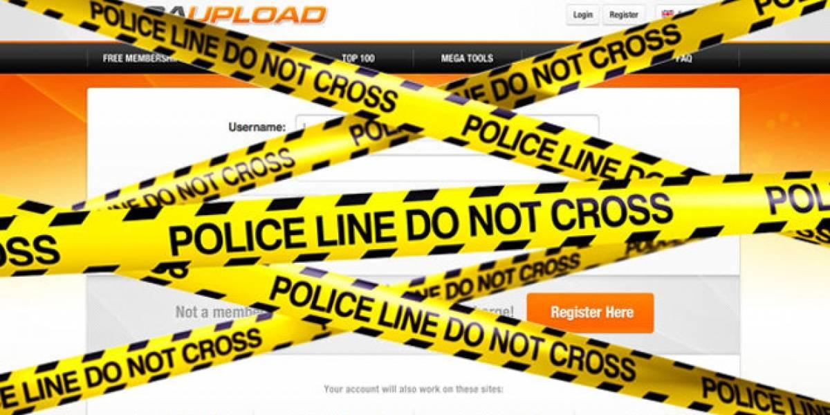 Departamento de Justicia quiere que los usuarios paguen para recuperar los datos de MegaUpload