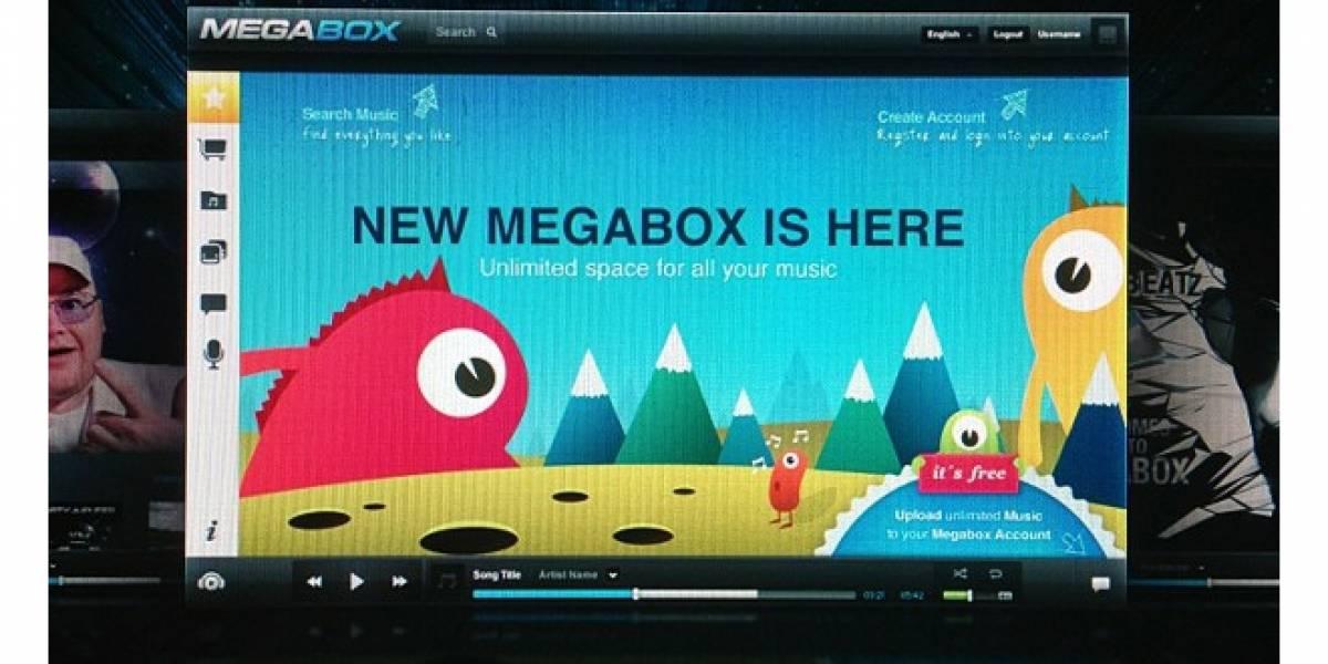 """Dotcom prepara el lanzamiento de MegaBox y asegura que """"grandes artistas"""" ya se sumaron"""