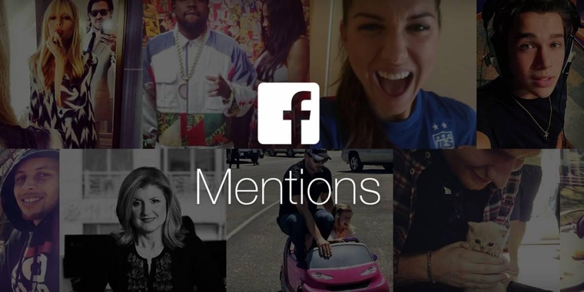 Facebook ofrece herramientas creadas para celebridades a periodistas