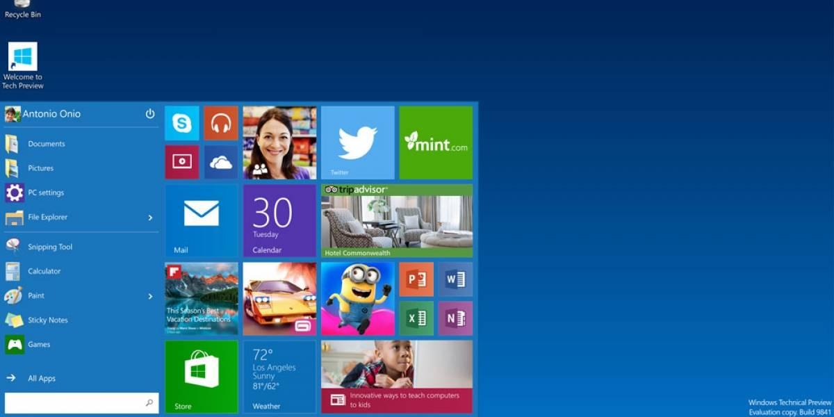 Microsoft quiere olvidar el pasado con Windows 10 [FW Opinión]