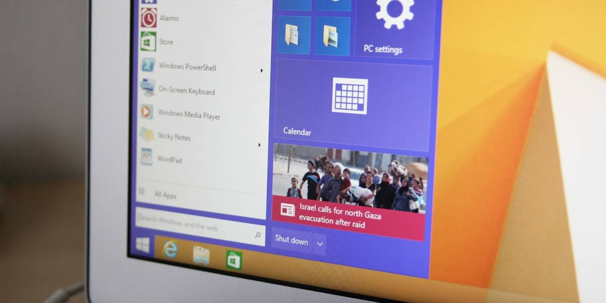 Un nuevo vistazo a Windows 9 'Technical Preview'