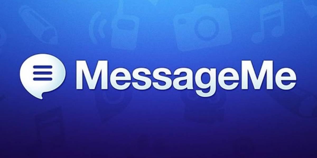 Facebook bloquea la opción de encontrar amigos en MessageMe
