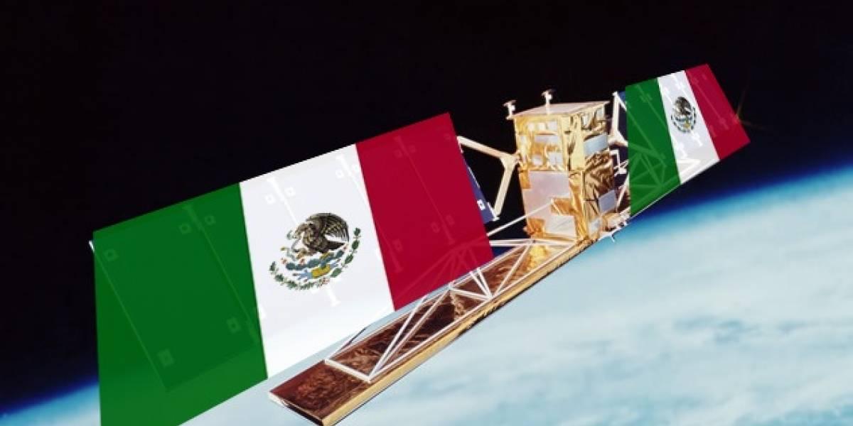 México lanzará tres satélites al espacio
