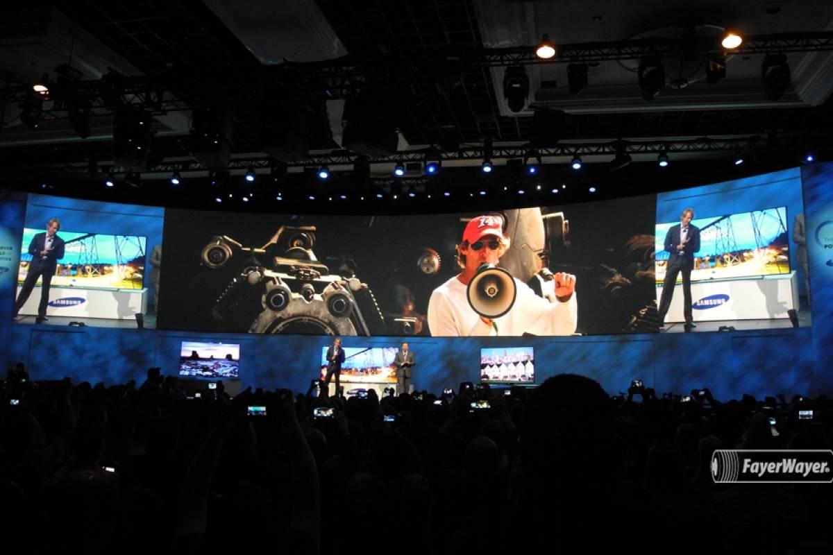 Michael Bay pide disculpas por el bochorno con Samsung #CES2014