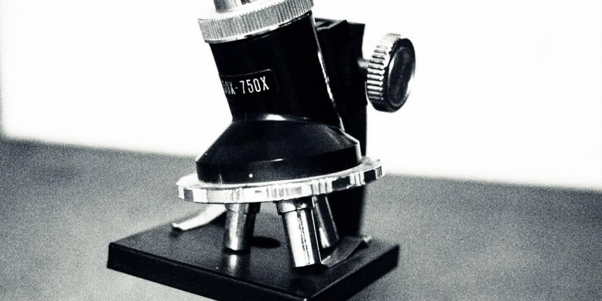 Sensor logra superresolución de imágenes en microscopios viejos