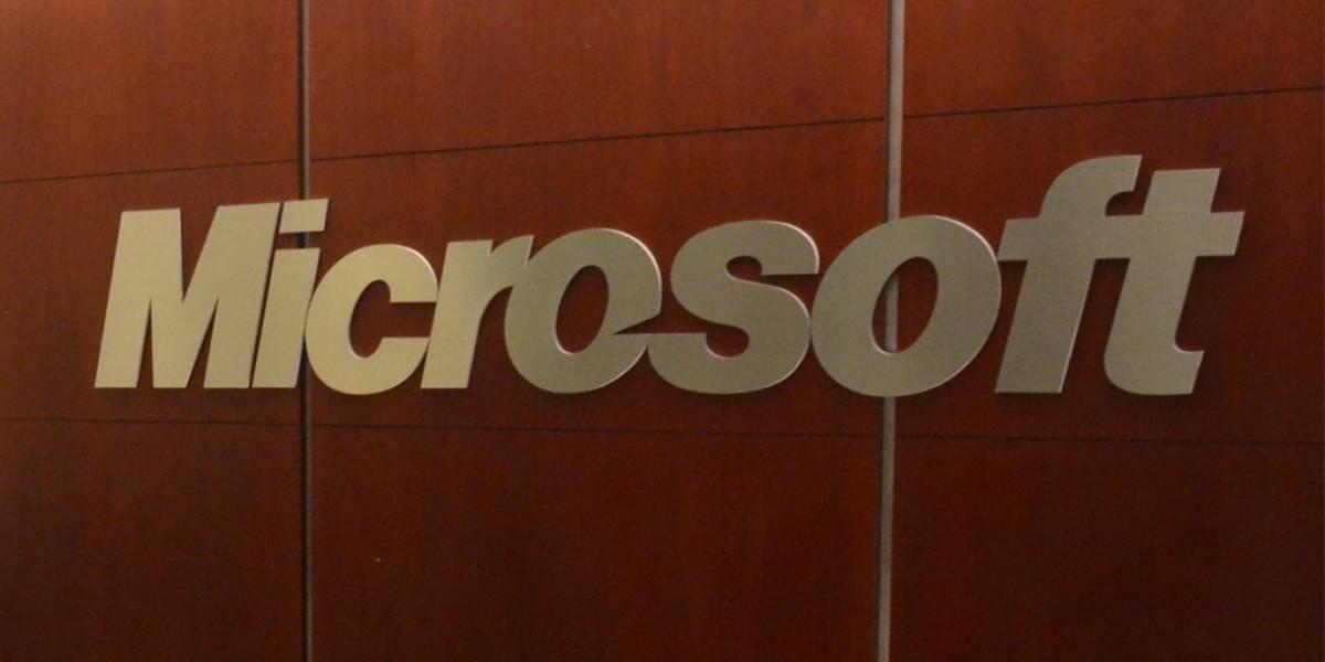 Microsoft relanza programa de recompra de acciones por USD$ 40 mil millones