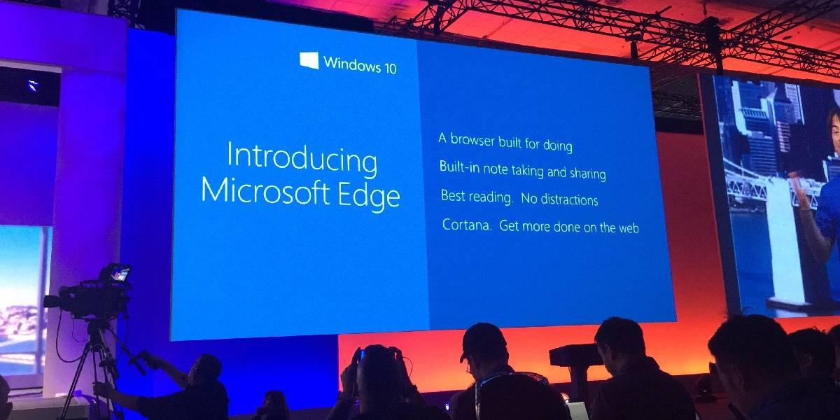 El navegador Microsoft Edge apenas supera el 10% de uso en Windows 10