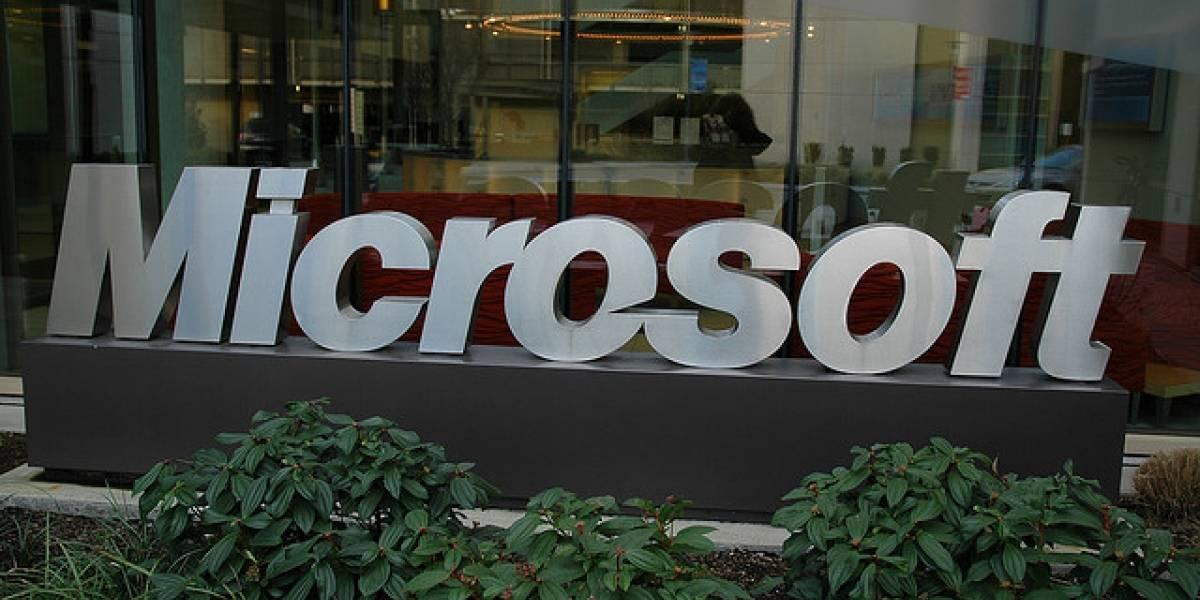Microsoft anotó ganancias récord en su primer trimestre fiscal del 2012