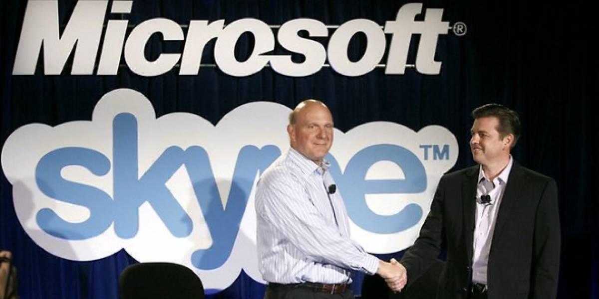 Compra de Skype por parte de Microsoft es aprobada en Europa