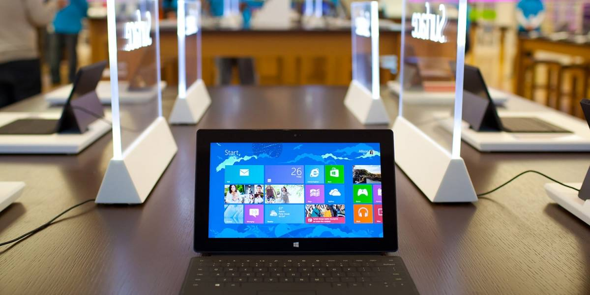 "Microsoft lanzaría un ""Surface Mini"" de 7,5 pulgadas en 2014"