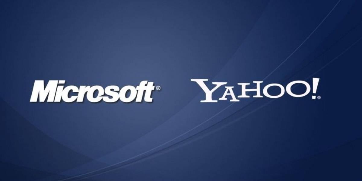 Microsoft querría un socio para (ahora sí) apoderarse de Yahoo