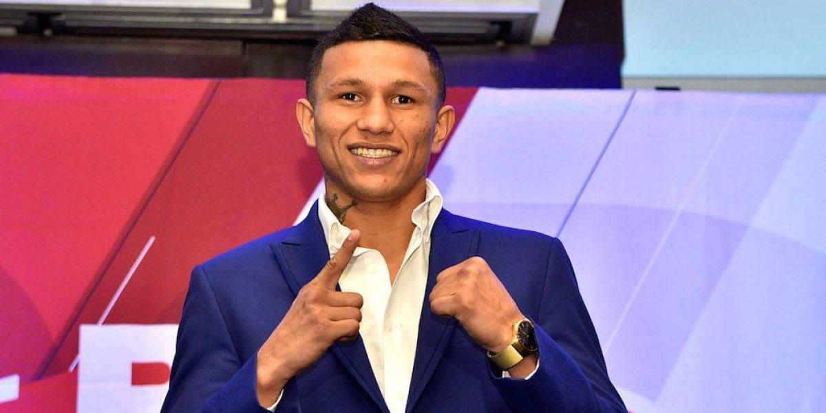 'Alacrán' Berchelt expondrá el título ante el filipino Carlo Magali