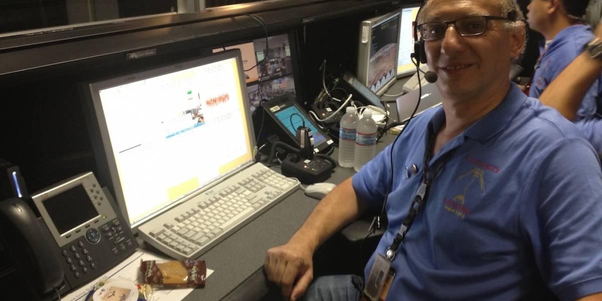 Ingeniero argentino conversó sobre cómo condujo el Curiosity a Marte