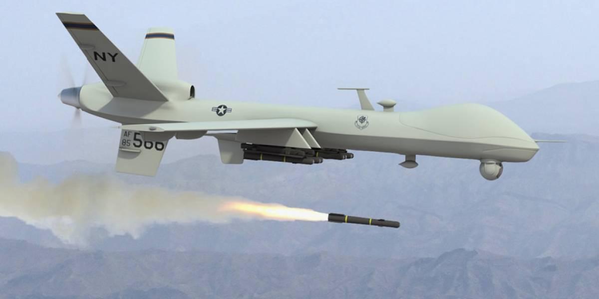 DARPA quiere desarrollar portaaviones aéreos para lanzar y recolectar drones