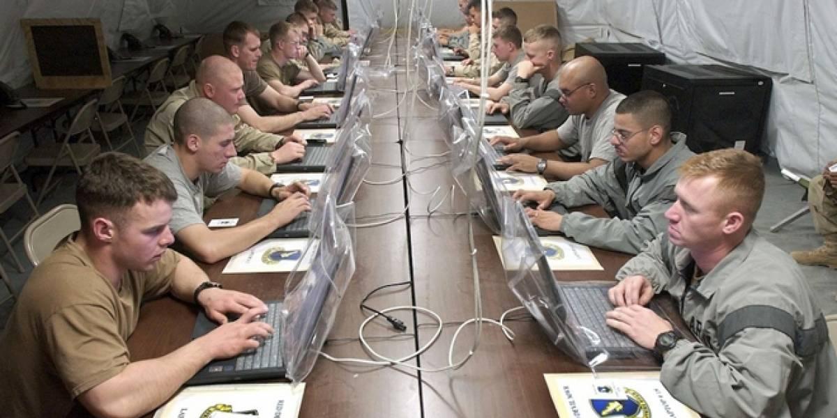 Dotcom: El ejército norteamericano subió casi 95 mil GB de datos a Megaupload