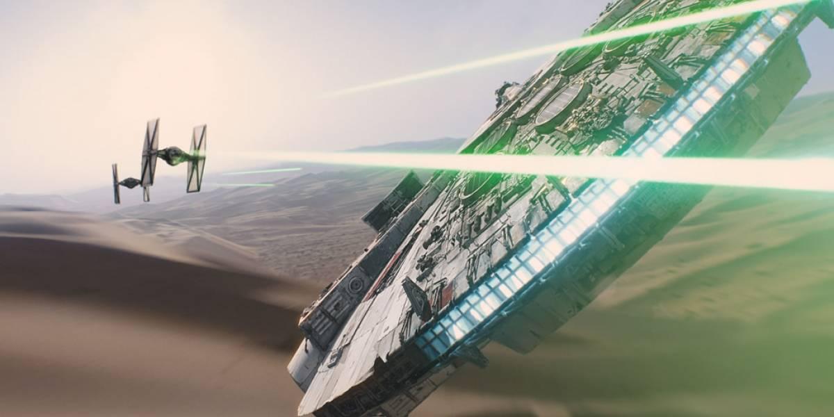 El tráiler de Star Wars: El Despertar de la Fuerza rompe el récord de Avengers: Era de Ultrón
