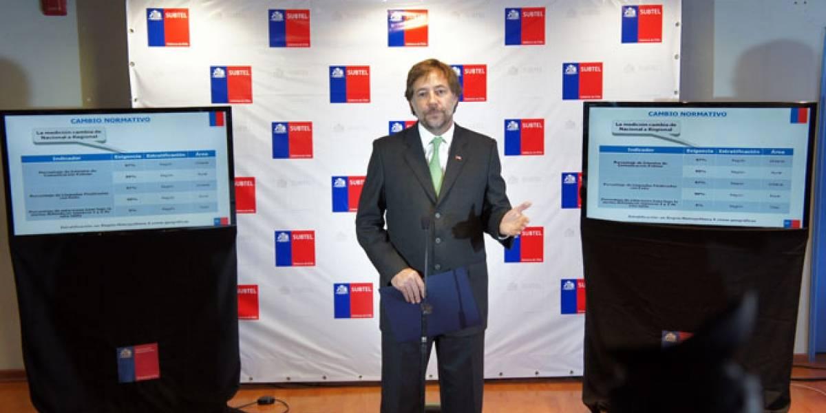 Chile: VTR y Claro son las empresas que mejor cumplen la velocidad de Internet fija que prometen, según Subtel