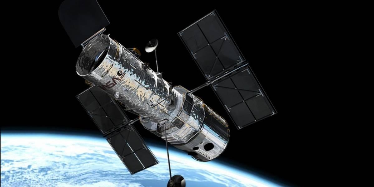 Hubble observa una nueva galaxia hecha de estrellas jóvenes
