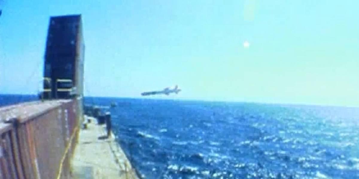 Video: El seguimiento a la trayectoria de un nuevo, certero y furtivo misil noruego