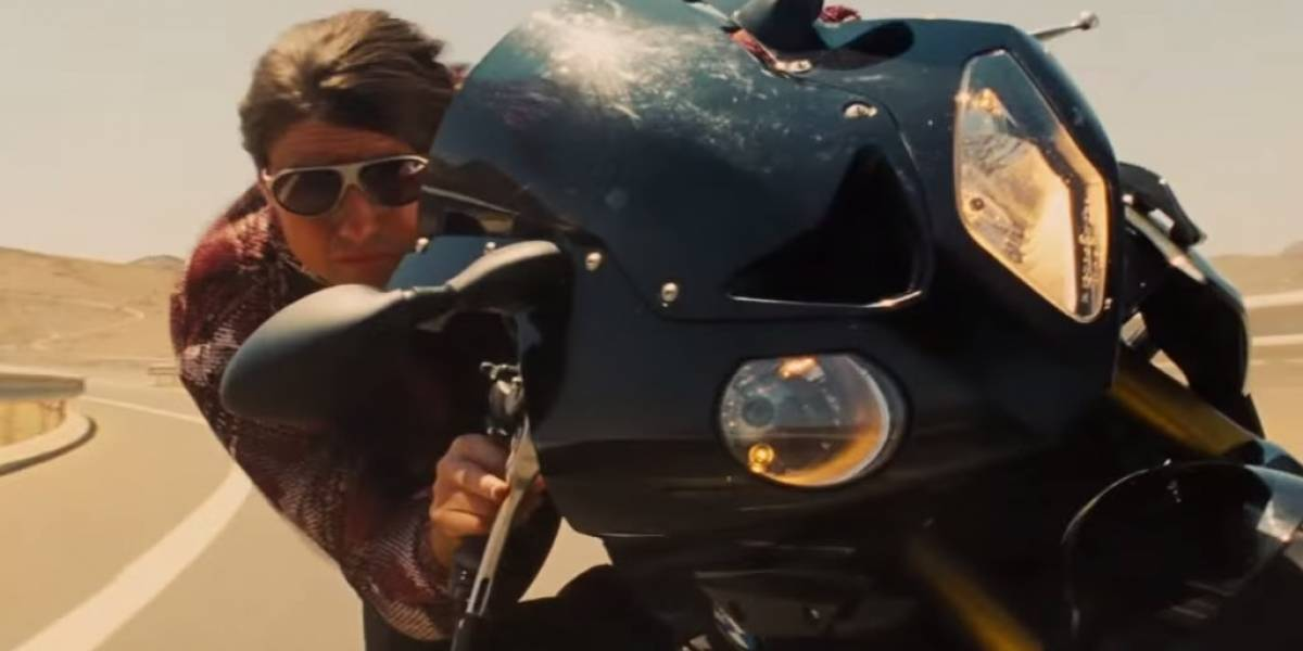Conoce el primer trailer de Mission Impossible: Rogue Nation