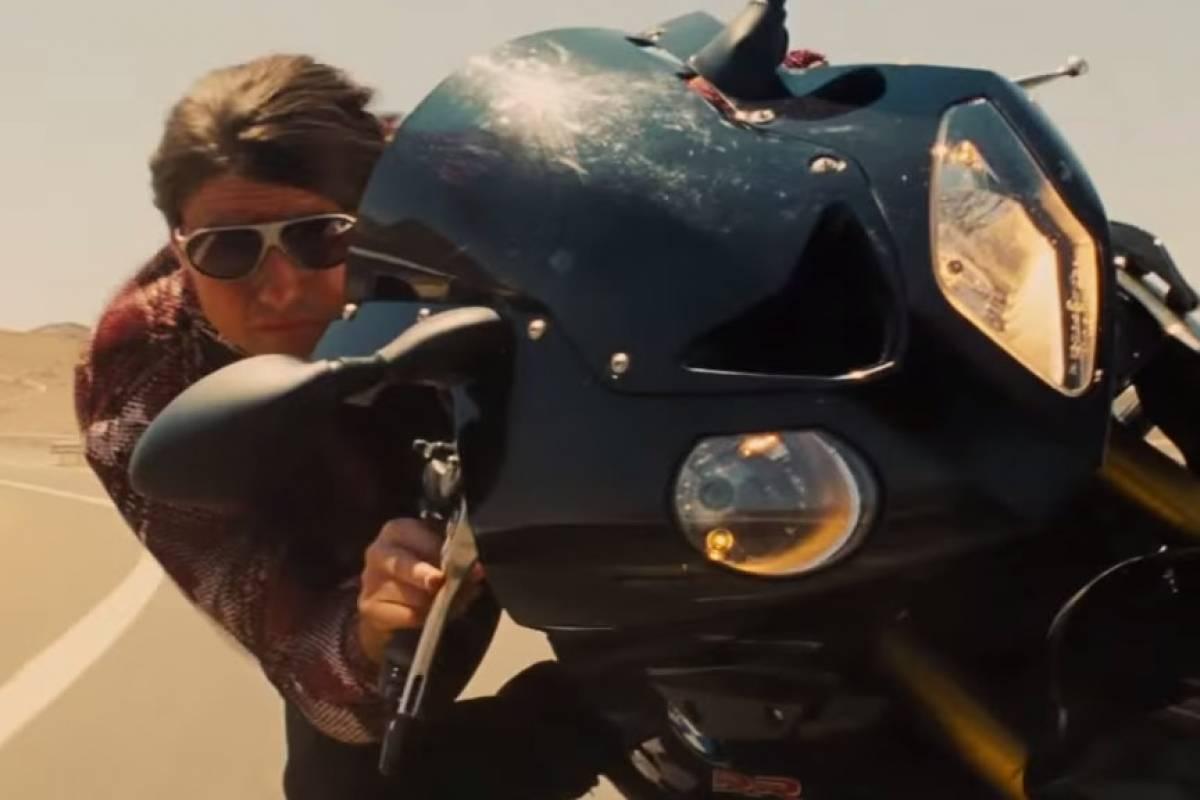 Conoce el primer trailer de Mission Impossible: Rogue Nation