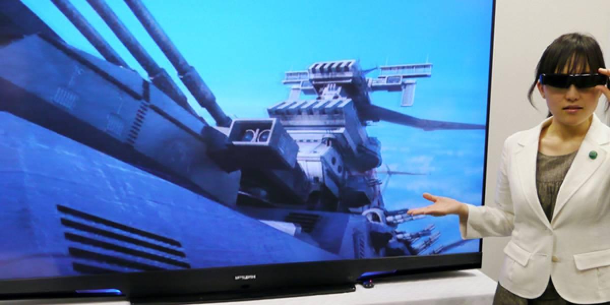 Mitsubishi presenta 3D Full HD láser de 75 pulgadas