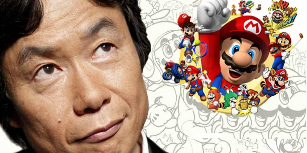 Miyamoto, el padre de Mario Bros, gana el Premio Príncipe de Asturias