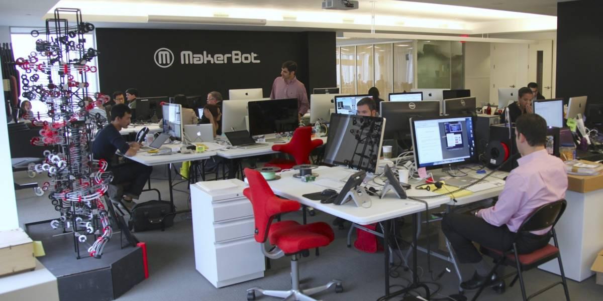 Makerbot llevará el éxito de sus impresoras 3D a Europa