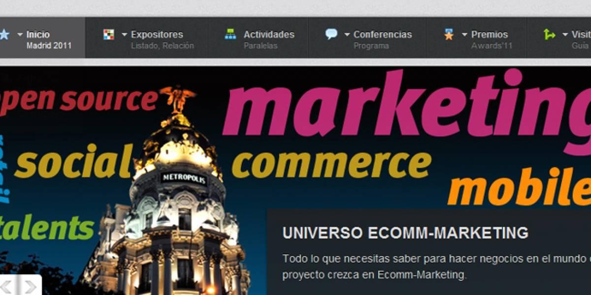 Madrid será la capital del comercio electrónico y los negocios en Internet
