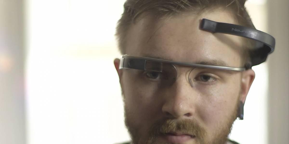 Ahora ya es posible controlar Google Glass con la mente