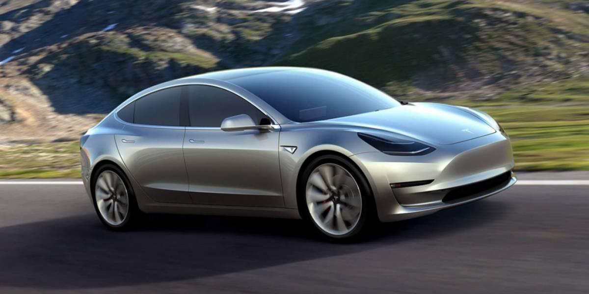 El Model 3 de Tesla excedió las expectativas de Elon Musk