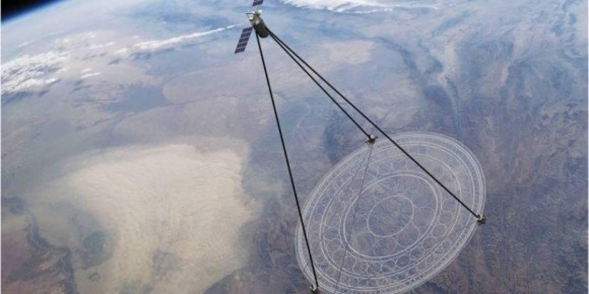La DARPA está desarrollando un satélite espía con video de objetivos en tiempo en real