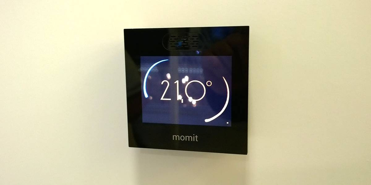 momit Smart Thermostat, el termostato inteligente para Europa