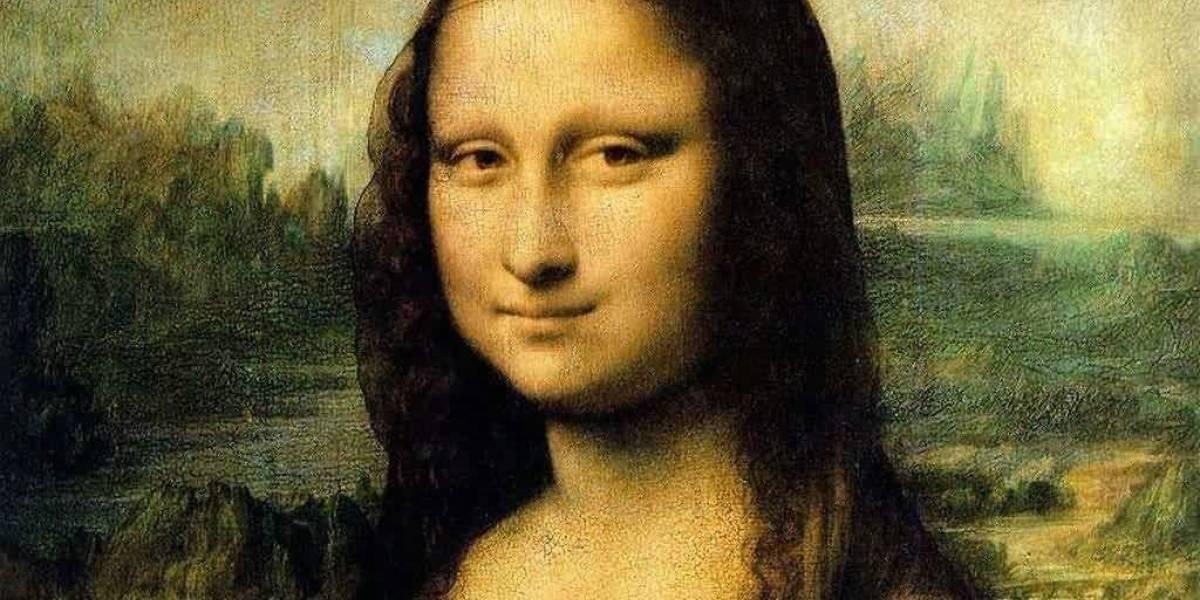 Investigador dice haber descubierto letras escondidas en los ojos de la Mona Lisa