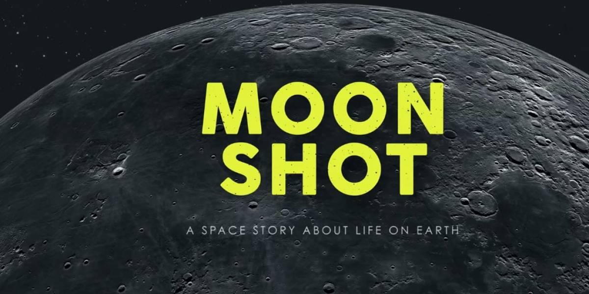 Google y J.J. Abrams presentan el primer avance de Moon Shot