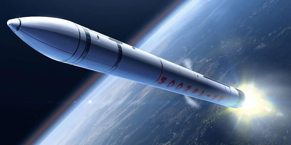 Moonspike: el Kickstarter que quiere llevar un cohete con selfies a la luna