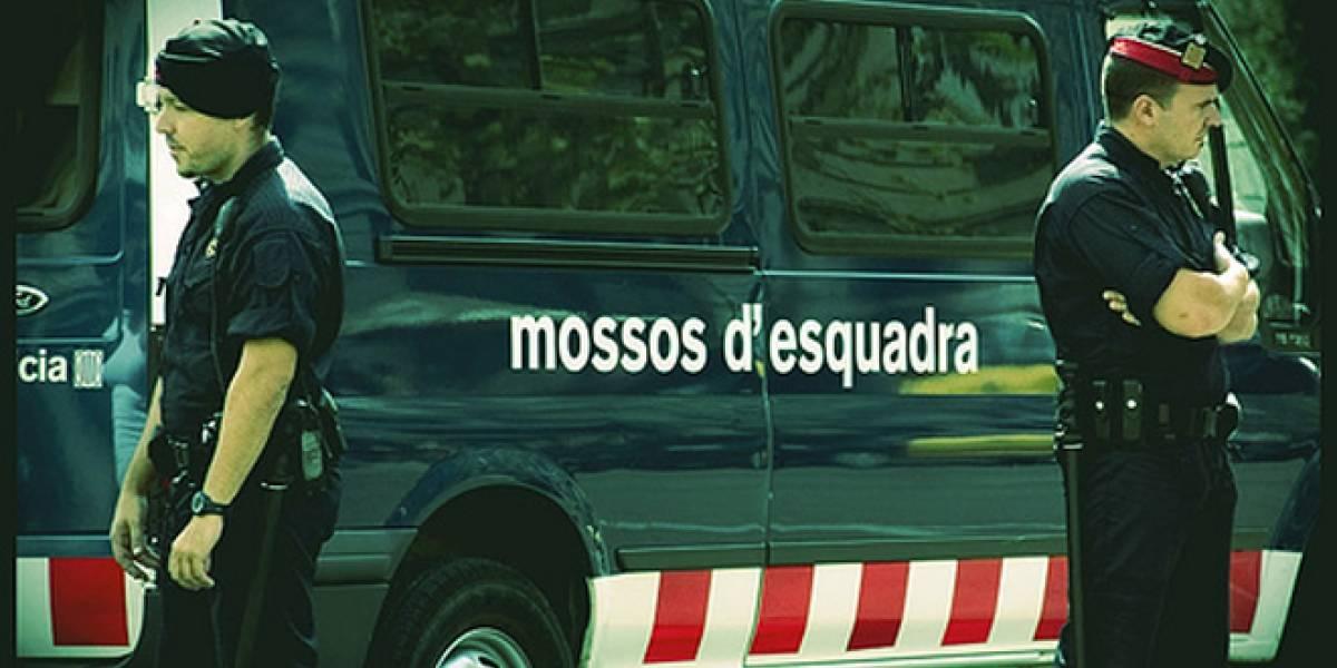España: Mossos d'Esquadra ya tienen cuenta en Twitter