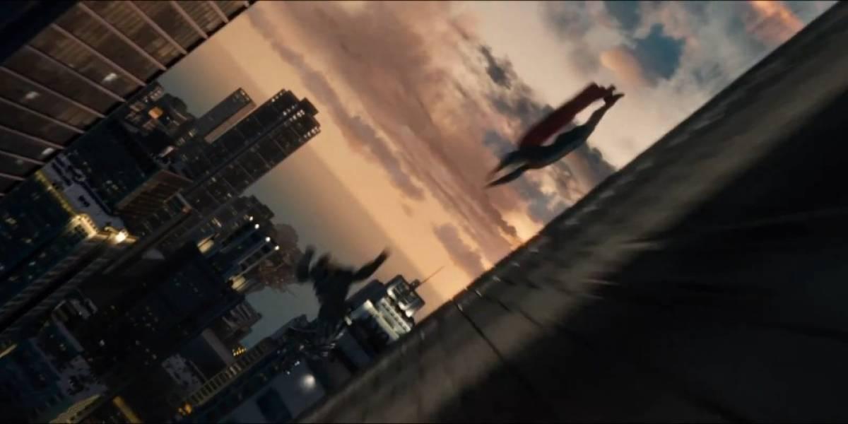 Tercer trailer de El hombre de acero nos revela las primeras escenas de acción