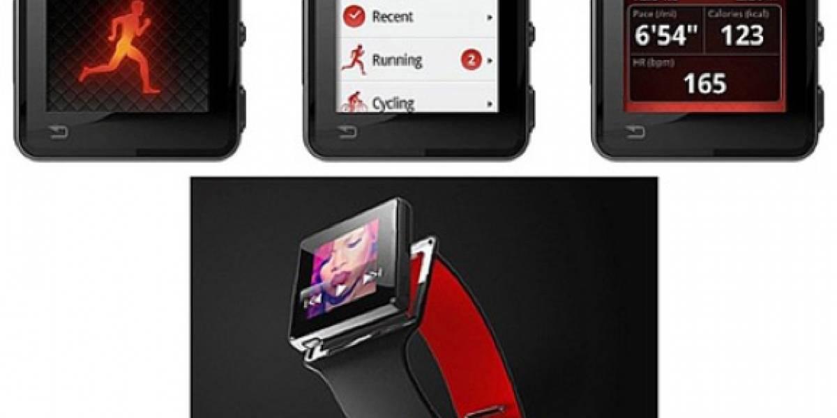 Motorola estaría preparando un reloj-reproductor de MP3 para competir con el iPod Nano