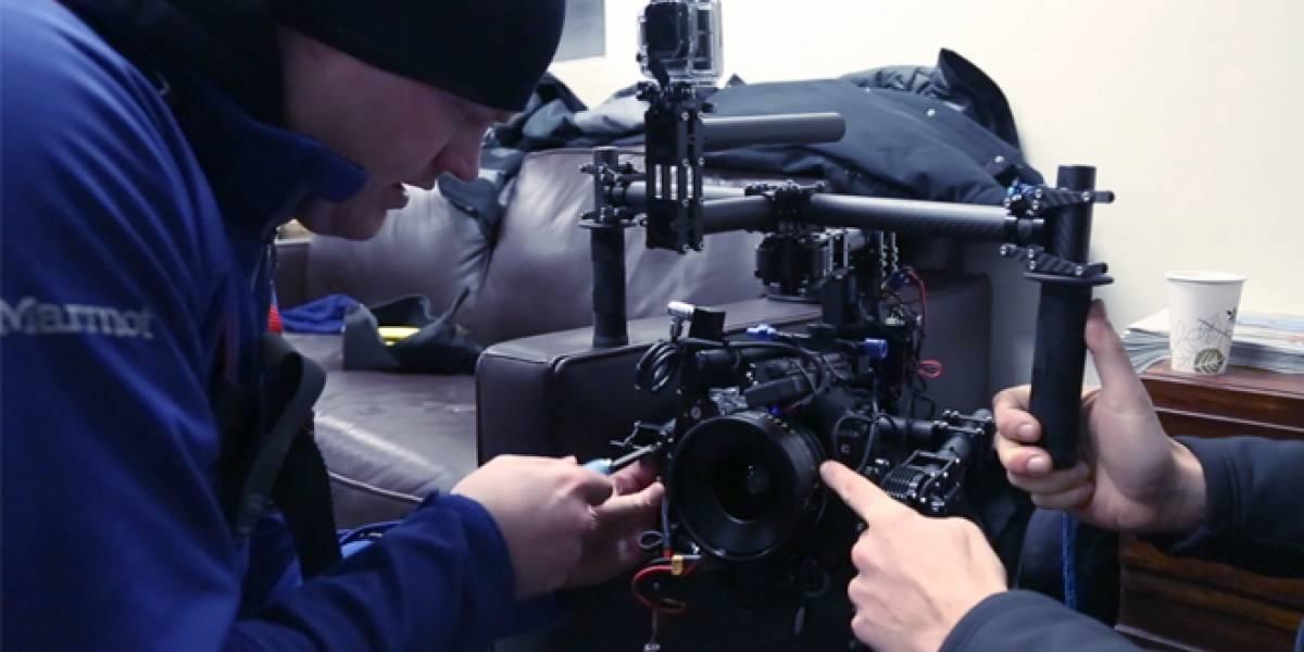 MōVI, el estabilizador de cámaras profesionales que pretende revolucionar la industria