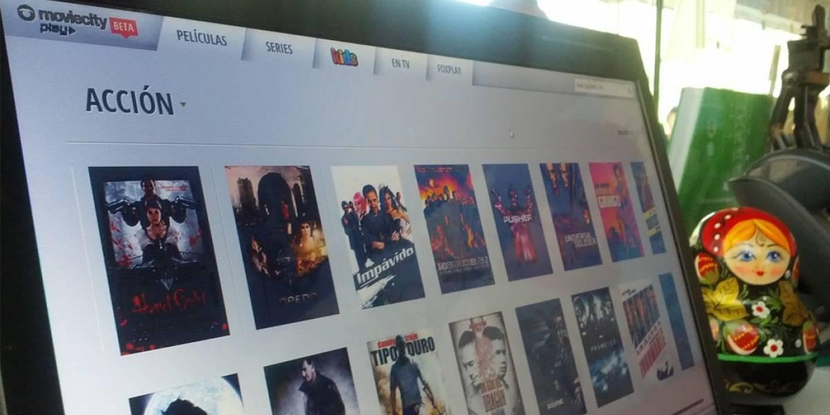 Moviecity Play, una alternativa a Netflix