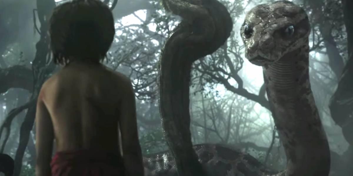 Se revela el primer avance de la película de El Libro de la Selva