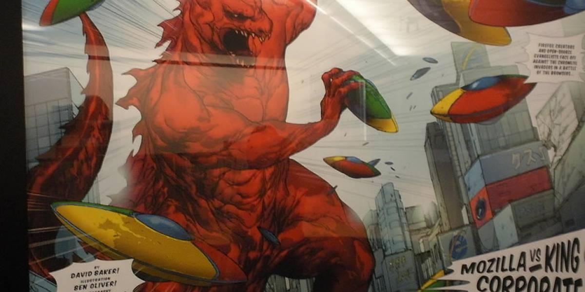Mozilla da pistas sobre su tienda web mientras se espera el lanzamiento de Chrome OS