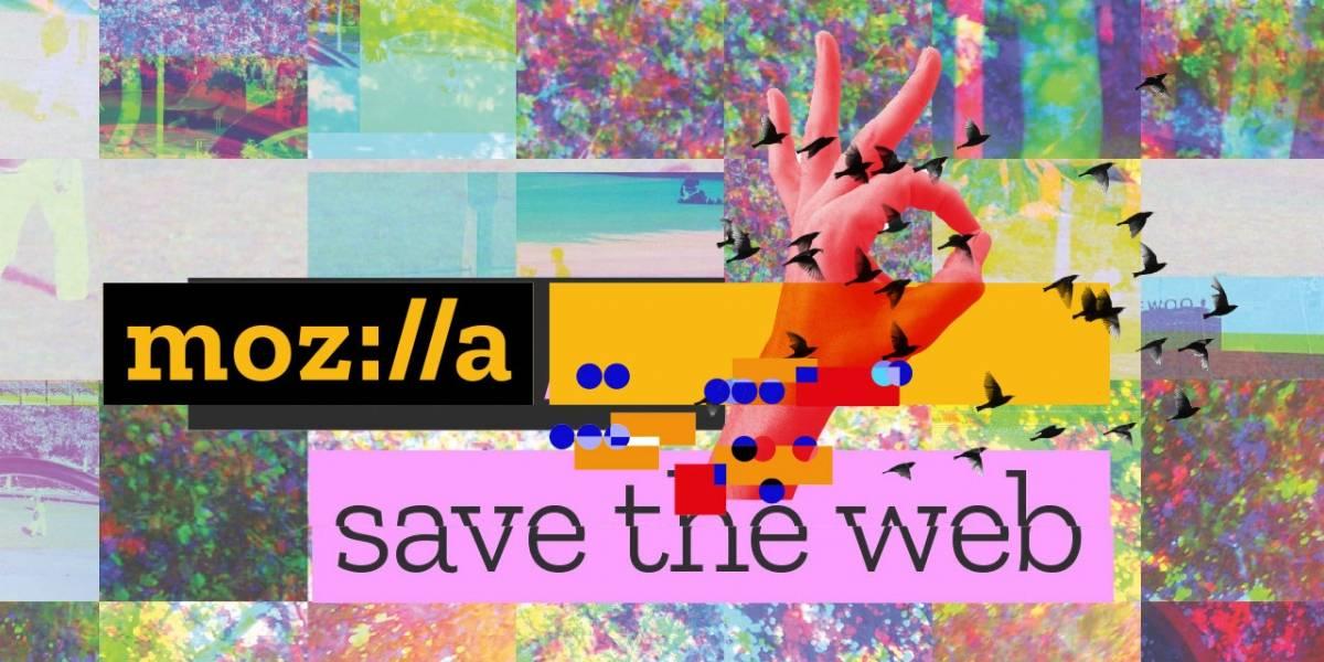 Mozilla moderniza su imagen enfocada a internet