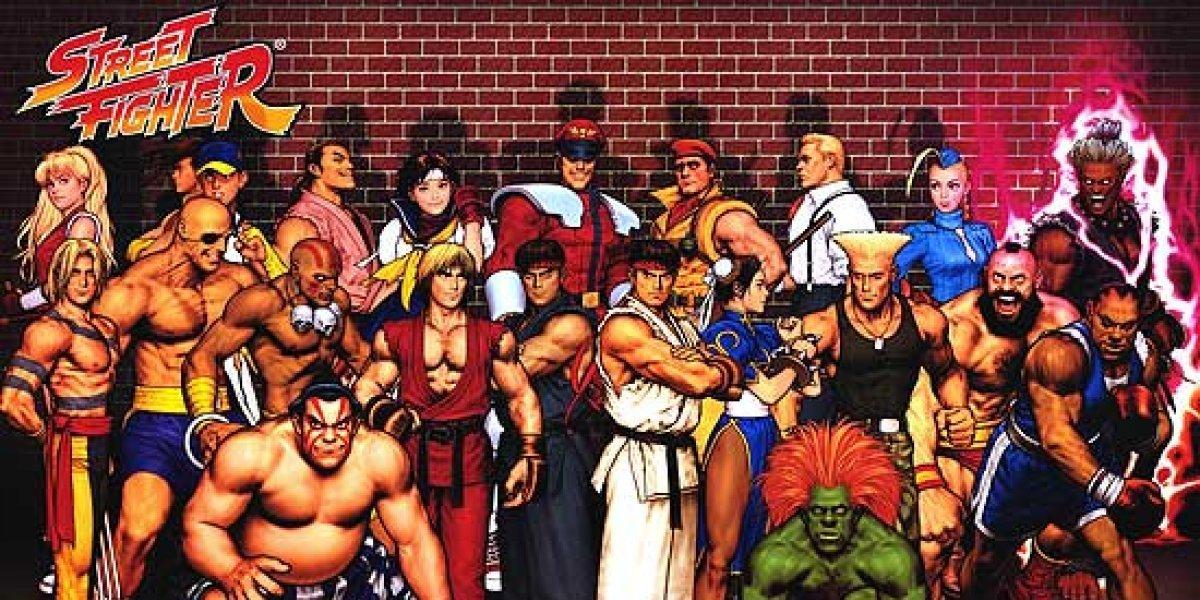 Encuesta revela el personaje más popular de Street Fighter